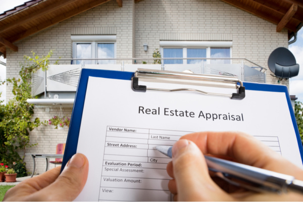 Real Estate Appraisers and Divorce Cases