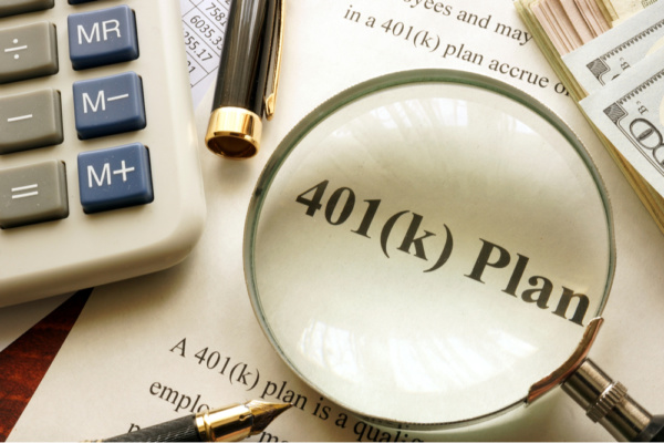 401(k) Divorce in Texas